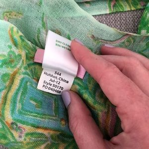 """Lilly Pulitzer Accessories - Lilly Pulitzer """"Florida"""" scarf"""